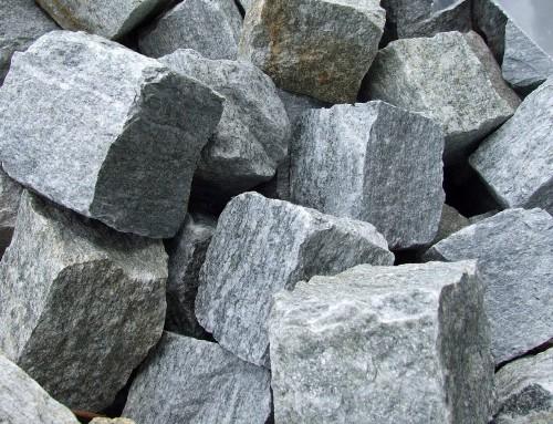 Granit Großpflaster