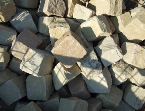 Sandstein Kleinpflaster